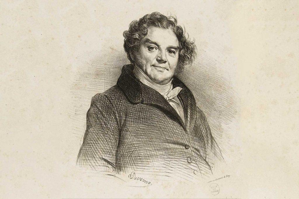 Investigatorul privat Eugene Francois Vidocq