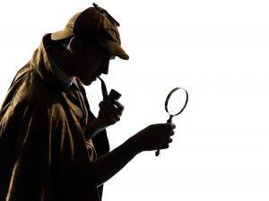 Famous Investigators - Sherlock Holmes