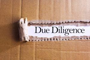 Ce înseamnă due diligence și care este procesul de due diligence?